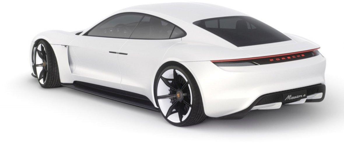 Nagyon rá akar állni a Porsche az elektromos autók gyártására