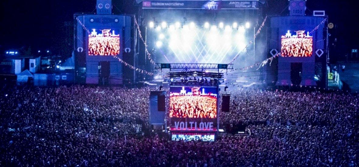 Rengeteg magyar fellépő a VOLT-on