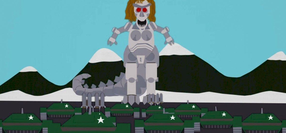 A South Park legemlékezetesebb gonoszai