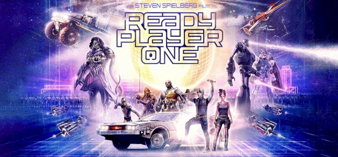 Befutott az utolsó előzetes a Ready Player One-hoz