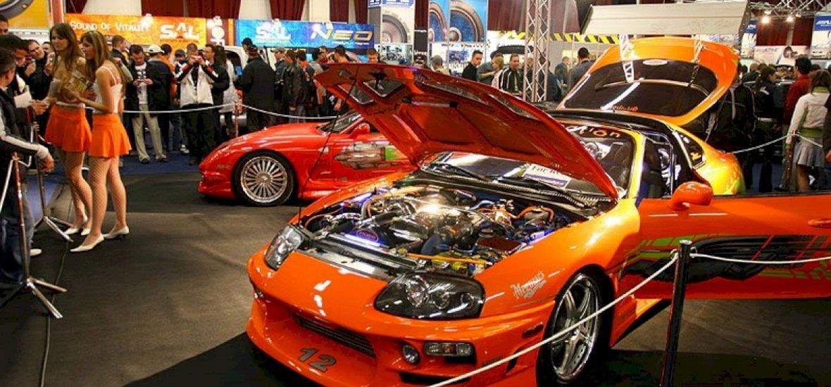 Jön az AutoMobil és Tuning Show
