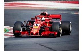 Ismét Vettel Hamilton harcra lehet számítani