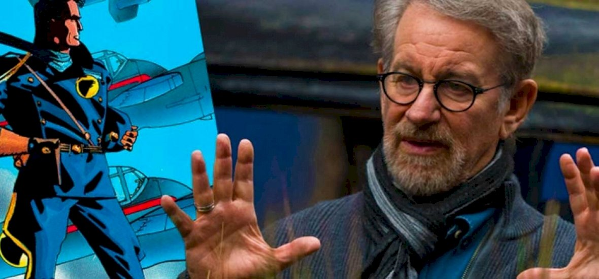 Spielberg megrendezi első képregényfilmjét