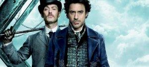 Jön a harmadik Sherlock Holmes film