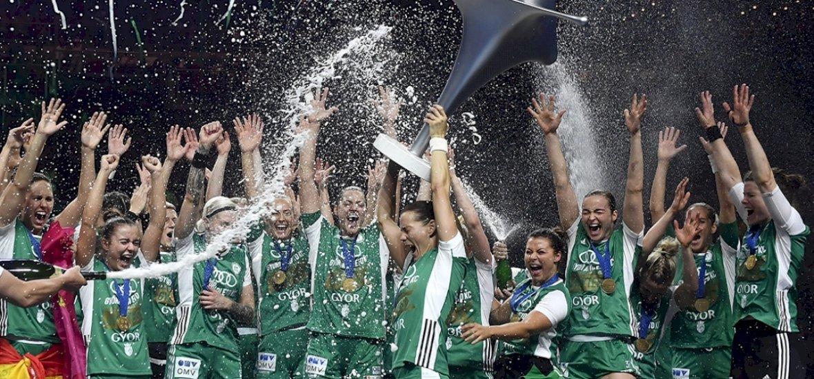 Hihetetlen meccs: negyedszer BL győztes a Győri Audi ETO KC