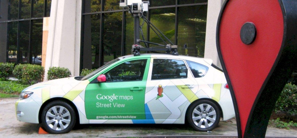 Itt találkozhat a Google autóival
