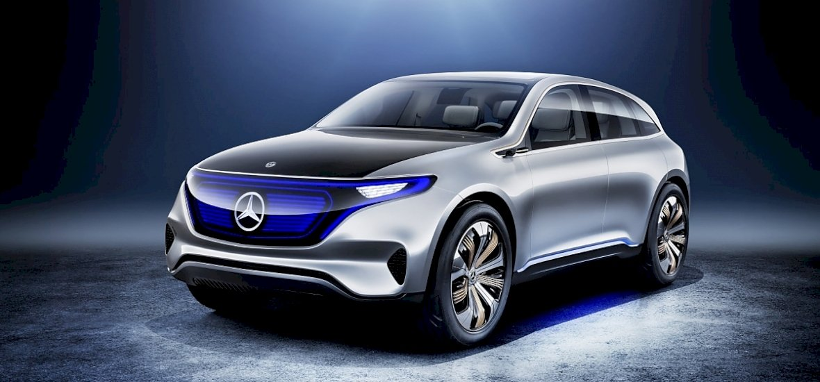 Elkezdik gyártani az elektromos Mercedest