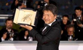 Japán film kapta az Arany Pálmát