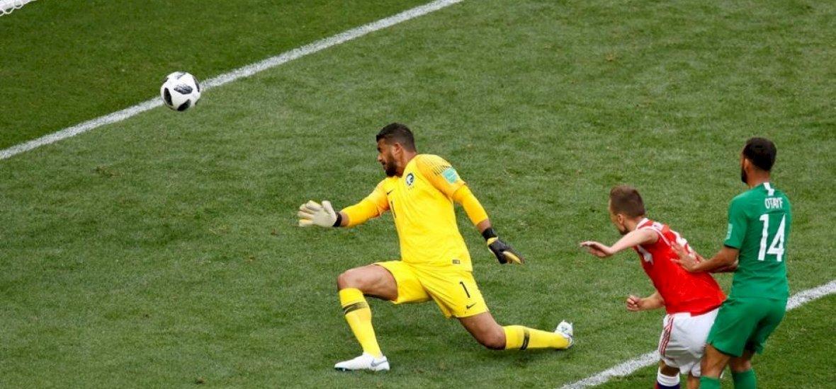 Öt gól és Robbie Williams – elkezdődött a foci vb