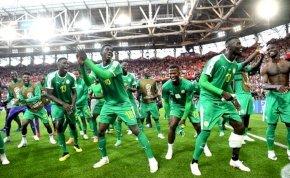 Szenegál mindent felforgatott, Salah góllal búcsúzott