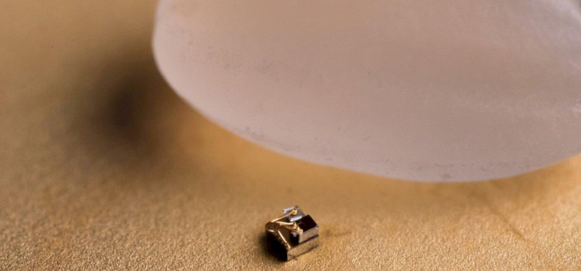 Na, most lett kész a világ legkisebb számítógépe