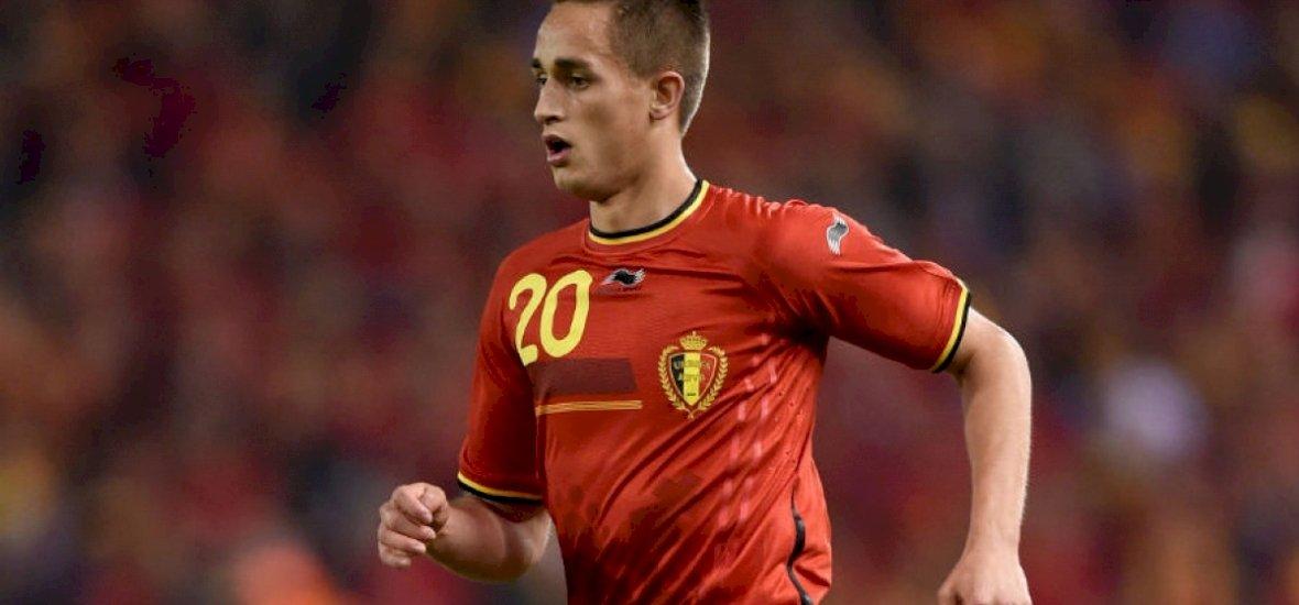 Anglia és Belgium is matekozott, majd a belgák megnyerték a meccset