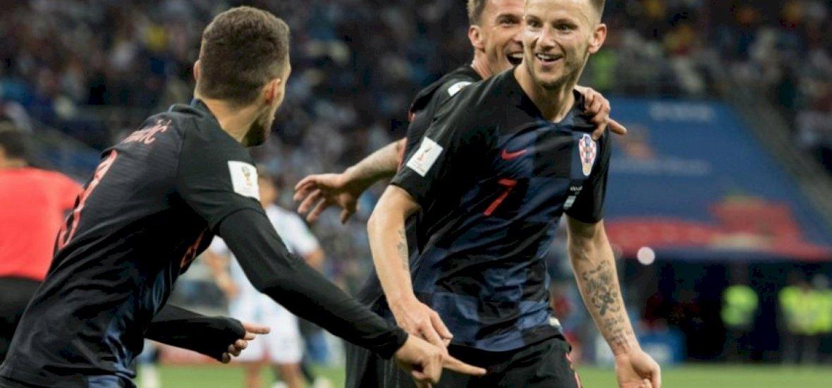 Hat kimaradt büntető, drámai mérkőzésen jutott tovább Horvátország