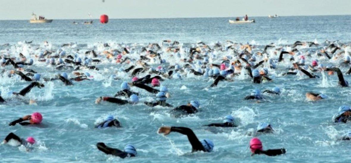 Csak gyakorlott úszók vágjanak neki a Balaton-átúszásnak!