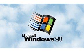 Vad utazás a Windows 98-ba