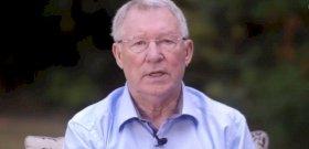 Alex Ferguson videón köszönte meg, hogy megmentették az életét
