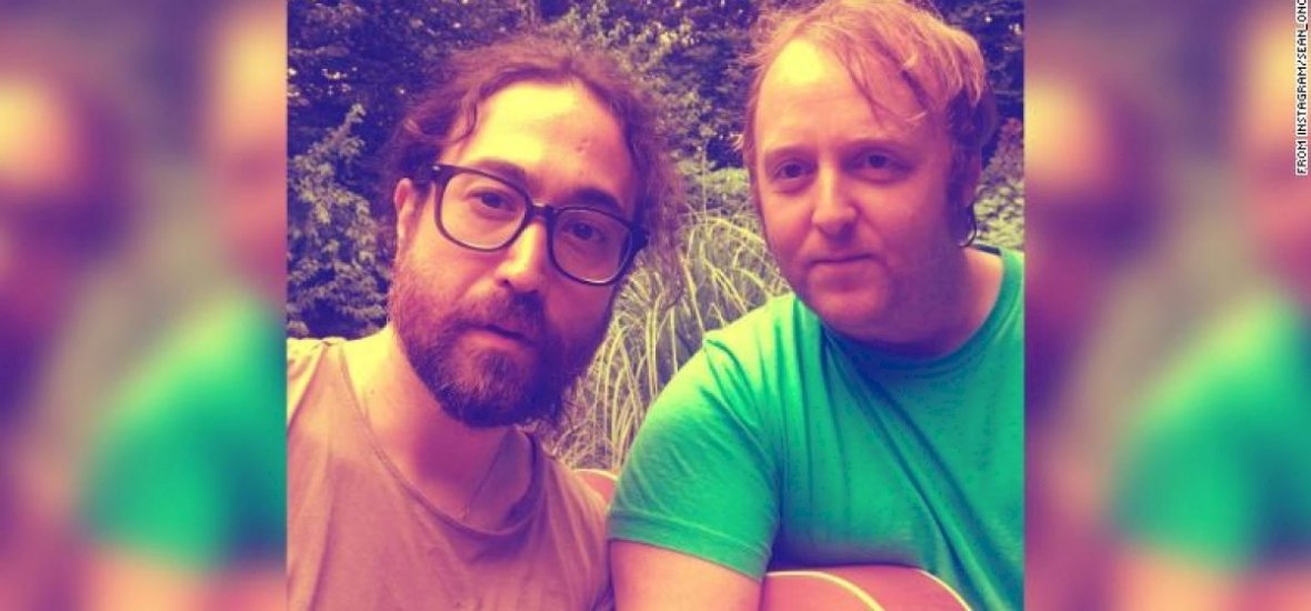 John Lennon és Paul McCartney fiai le sem tagadhatnák apjukat