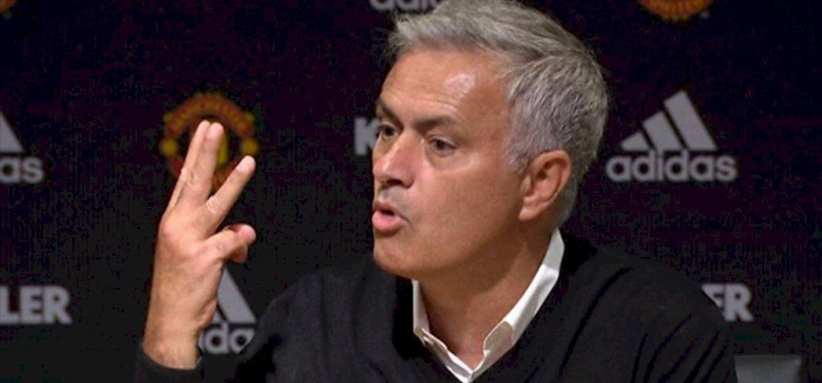 Mourinho szánalmas műsora önnön hattyúdala lehet