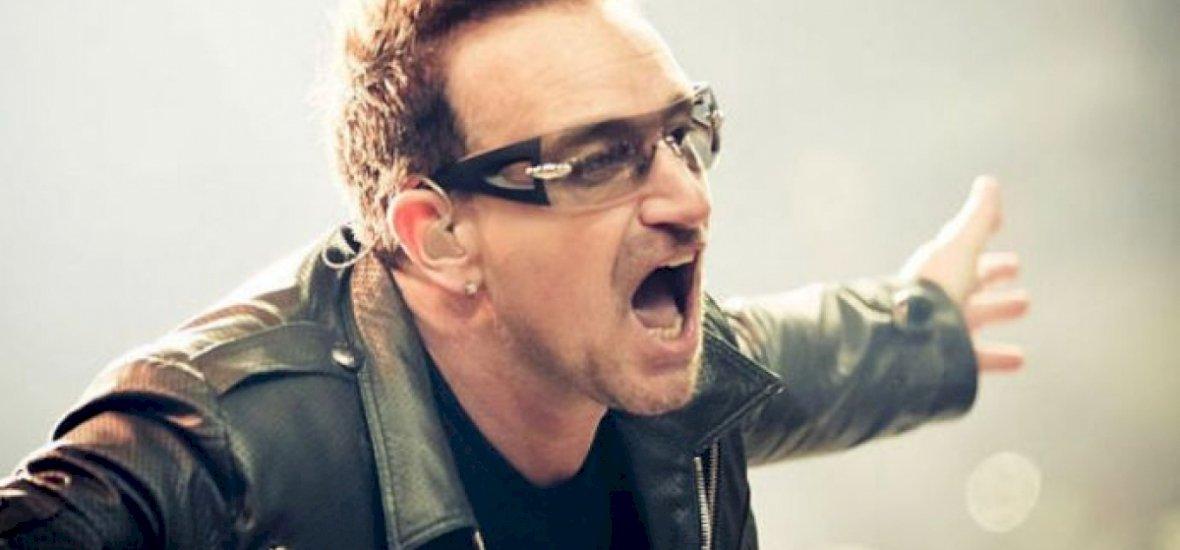 Bono újra a régi, és megint tud énekelni