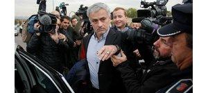 José Mourinho felfüggesztett börtönbüntetést kapott