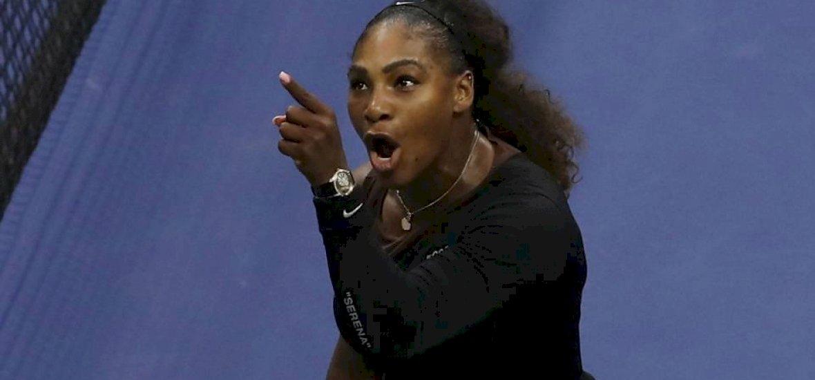 Serena Williamsre volt kiakadva a világ, most a karikatúráján háborog
