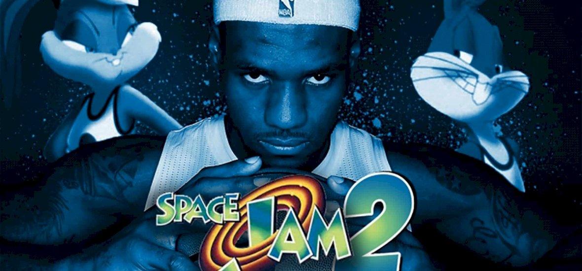 Jön a Space Jam 2, LeBron James-szel