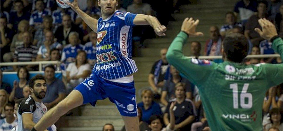 Fantasztikus mérkőzésen verte meg a BL-döntőst a MOL-Pick Szeged