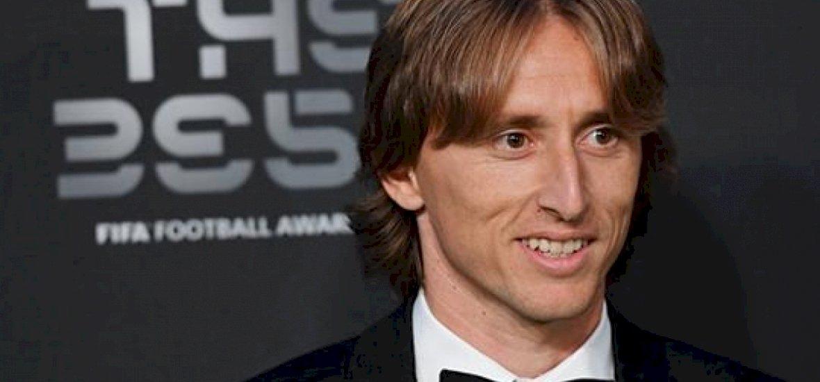 Ronaldónak nem jött össze a triplázás, Luka Modric az Év játékosa
