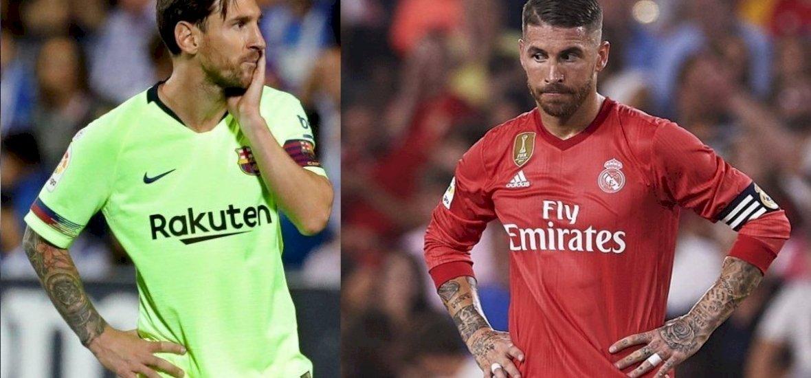 Négy éve nem tett ilyet a Barcelona és a Real Madrid