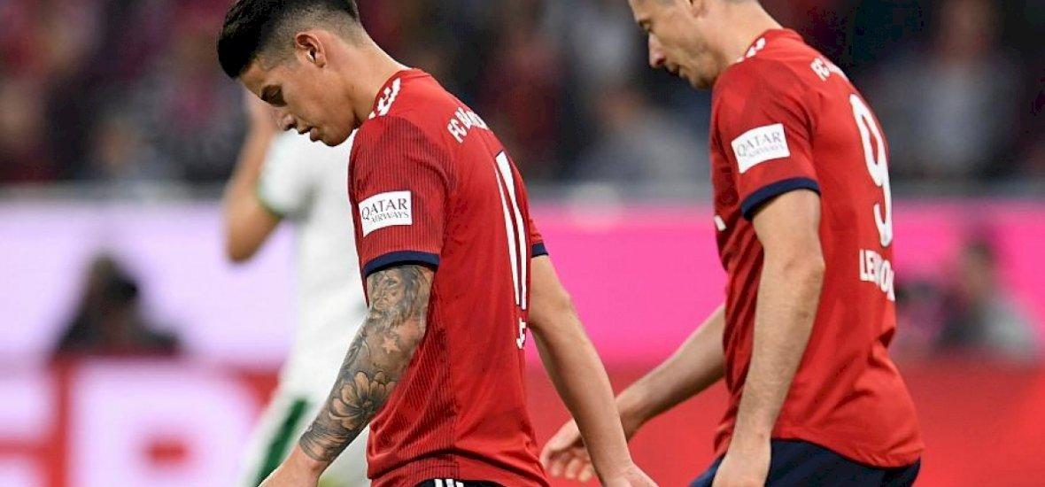 Három éve pofozták fel úgy a Bayernt, mint a szombati játéknapon