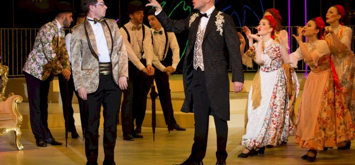 A rejtett zugokat is megleshetik a fiatalok a Szegedi Nemzeti Színházban