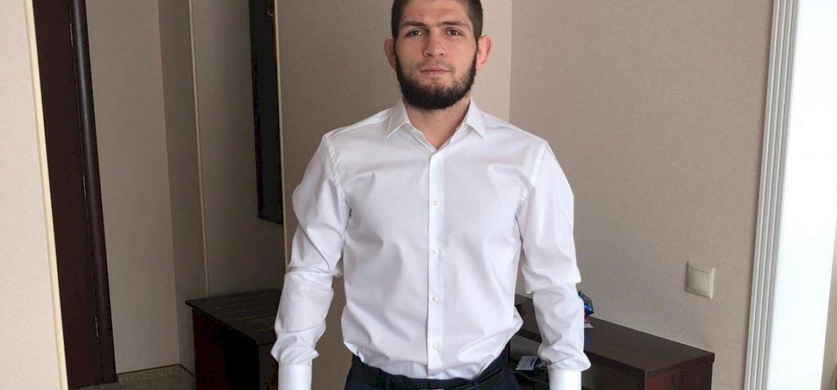 Az UFC-főnök autójának szétverésével fenyegetőzött Nurmagomedov