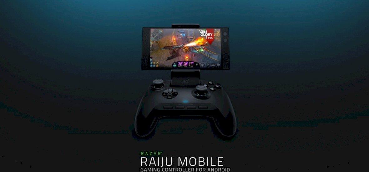 Raiju, egy új mobil kontroller a Razertől