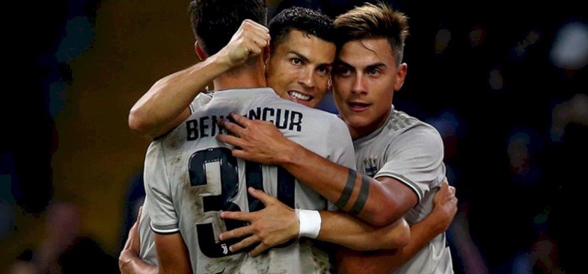 Cristiano Ronaldo győzelemmel tért vissza az Old Traffordra