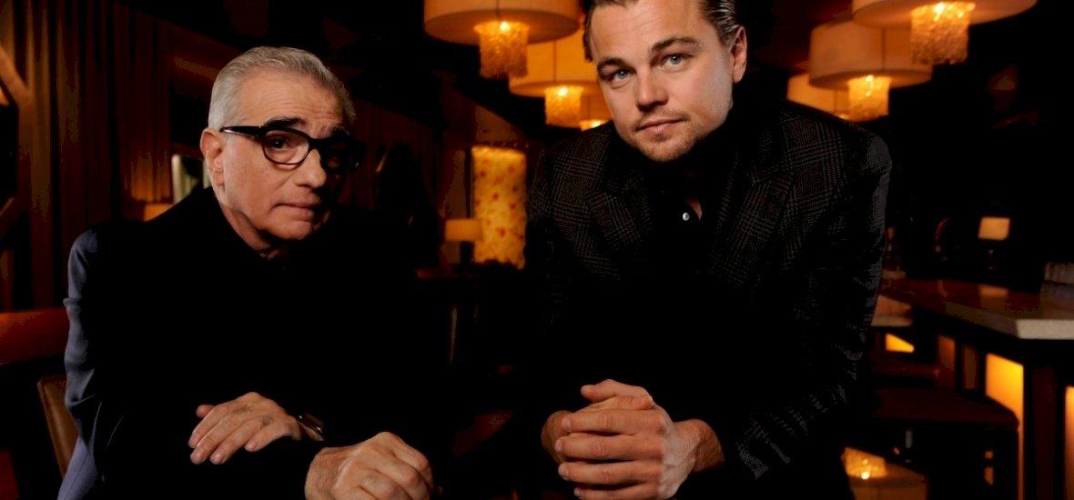 Valami nagy dologra készül Martin Scorsese és Leonardo DiCaprio – már hatodjára