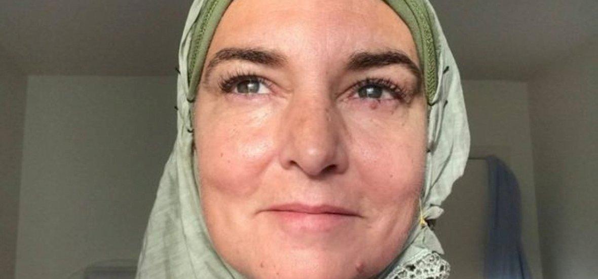 Sinéad O'Connor áttért az iszlám hitre