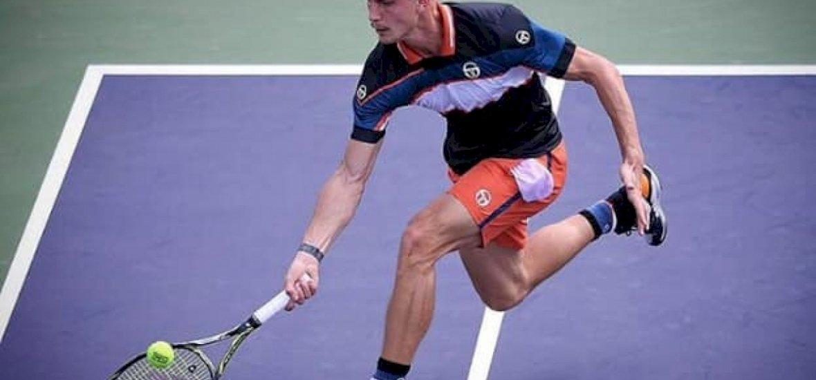 Fucsovics csúcsközelbe jutott Bécsben, de nincs elődöntő