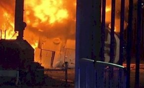 A stadion parkolójában zuhant le a Leicester-tulaj helikoptere