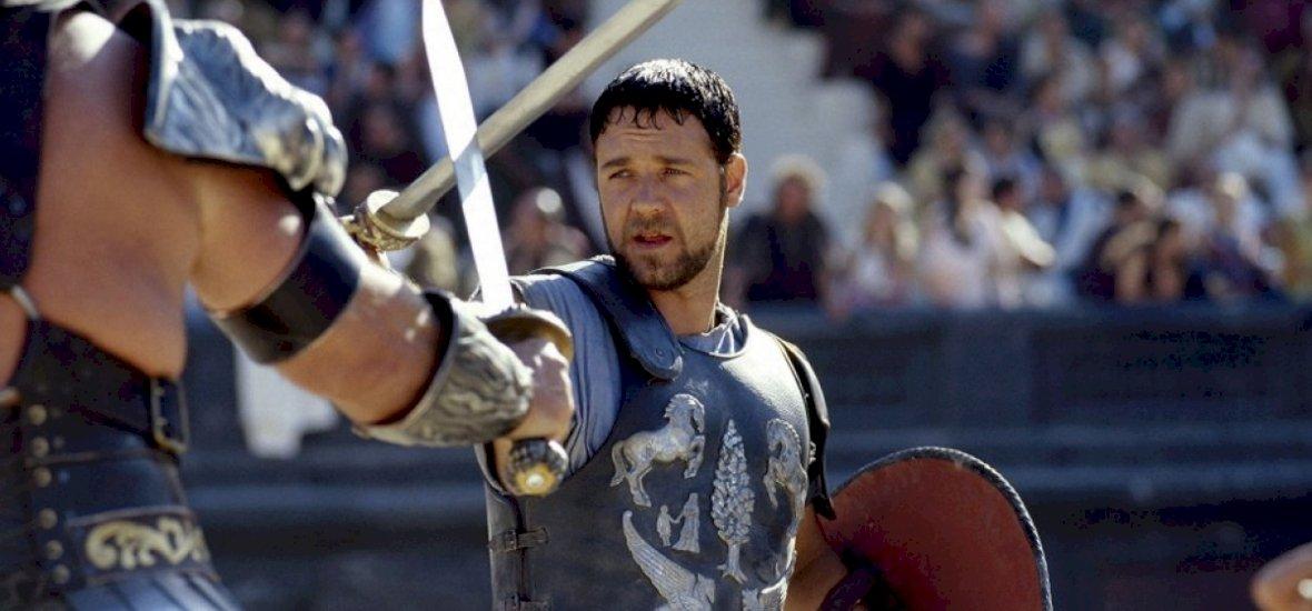 Jön a Gladiátor folytatása!