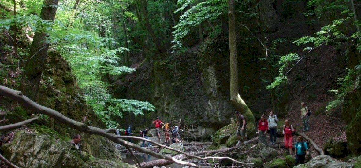 A magyar hegység, amelyben nincsenek hegyek, csak vadregényes völgyek