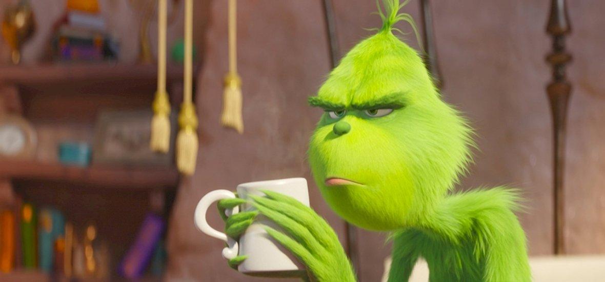 A Grincs című animáció hozta a legtöbb pénzt
