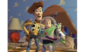 Itt egy kis kedvcsináló a Toy Story 4-hez
