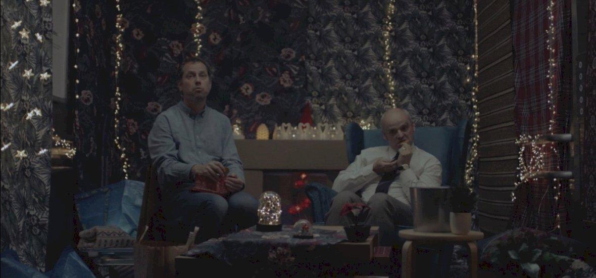 Rohanunk az IKEA-ba a karácsonyi reklám láttán