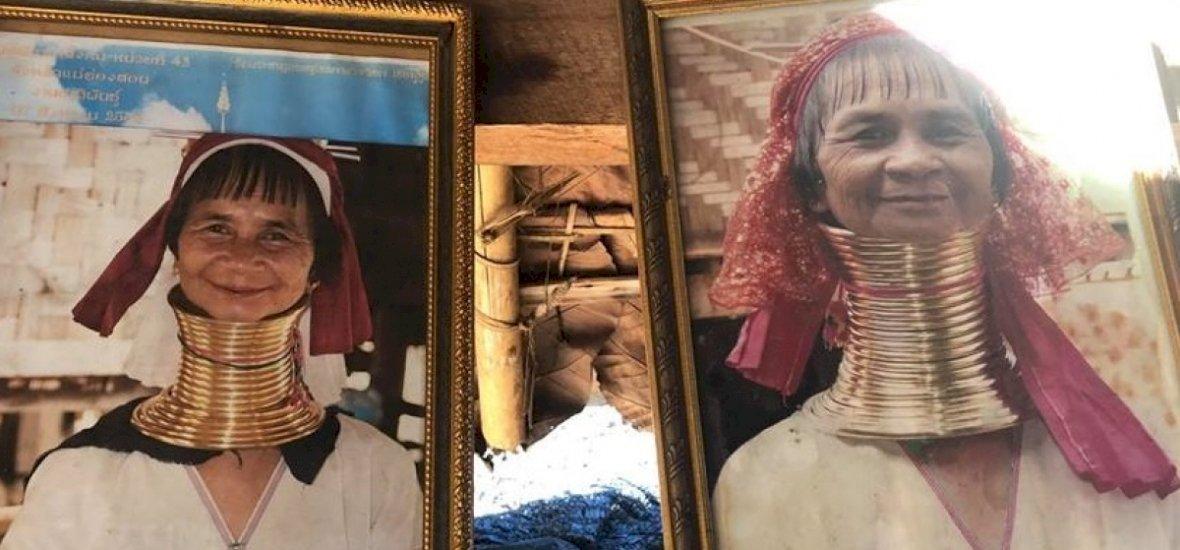 Zsolt utazása: kollégánk találkozása a hattyúnyakú nőkkel