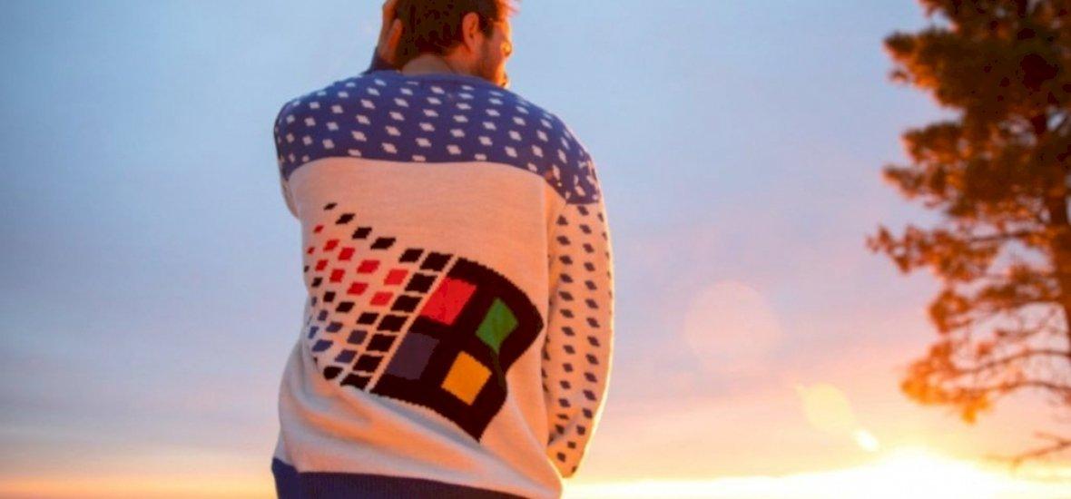 A Microsoft nyeri az idei csúnya pulcsi versenyt?