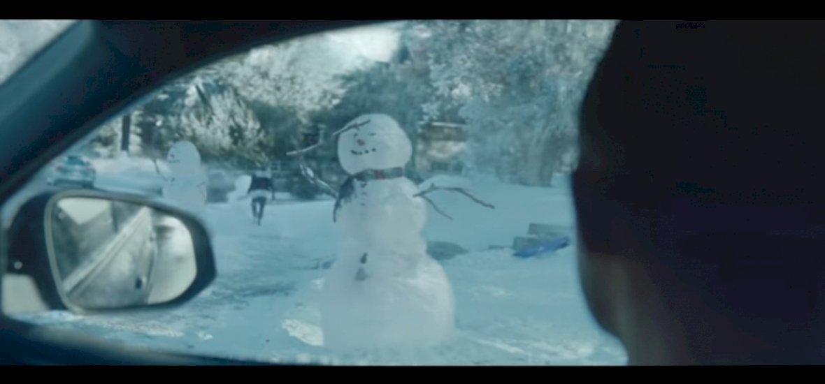 Épphogy fátyolos lesz a tekintetünk a Toyota karácsonyi reklámjától
