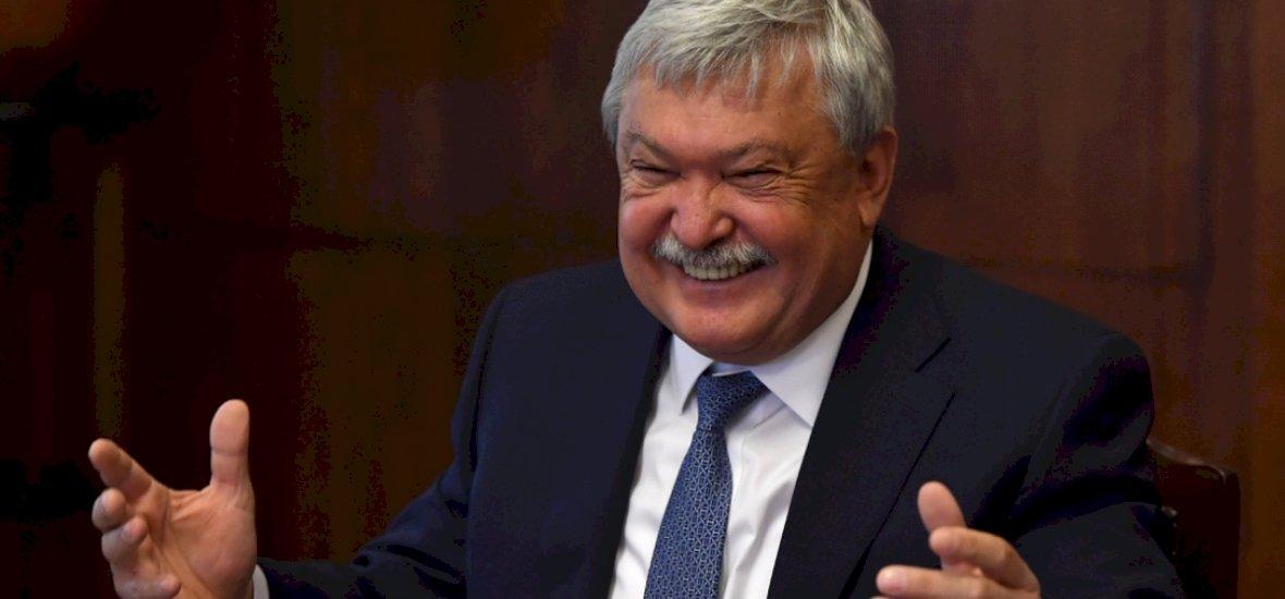 Csányi Sándor: Jó évet zárt a magyar futball