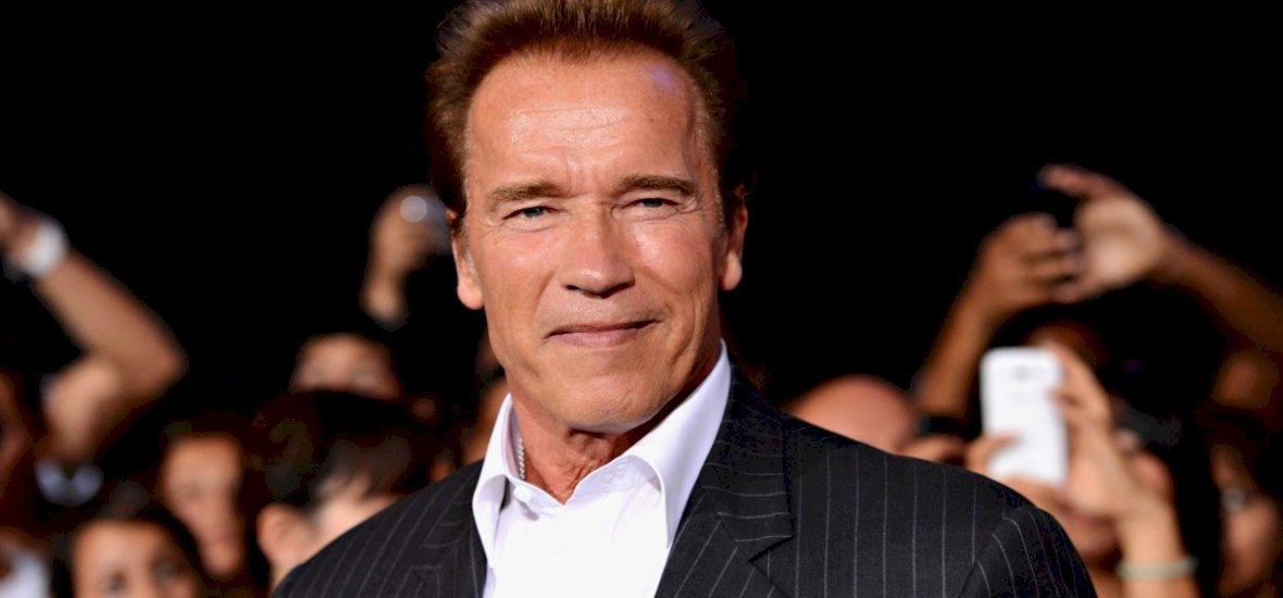 Tanulj ábécét Arnold Schwarzeneggerrel