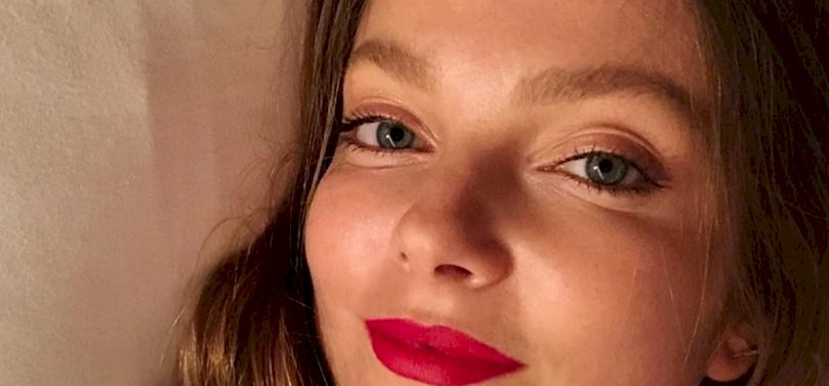 Mihalik Enikő nem volt szégyenlős első 2019-es fotóján