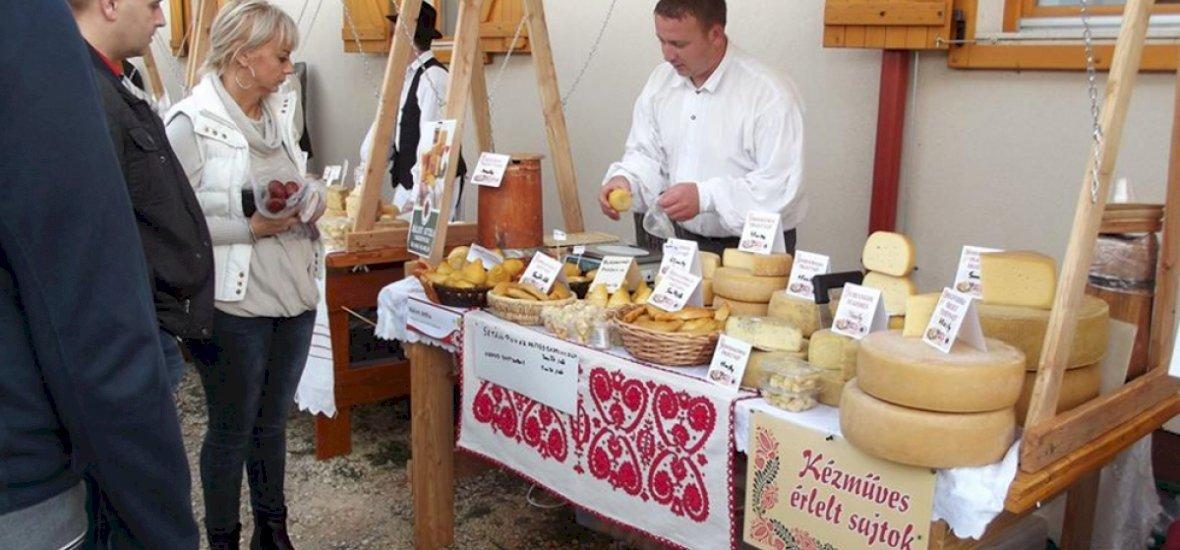 Boldogok a sajtkészítők! Kiváltképp a Kárpát-medence legjobbja!